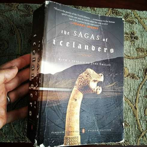 Sagas of the Icelanders book